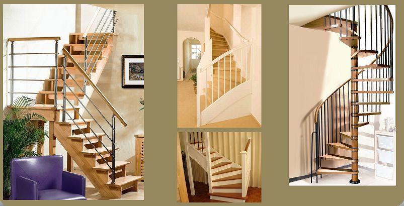 Trappen zoals houten trappen bouwpakkettrappen en for Zelf zoldertrap maken
