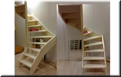 Trappen zoals houten trappen bouwpakkettrappen en doehetzelf trappen en maatwerk trappen - Trap toegang tot zolder ...
